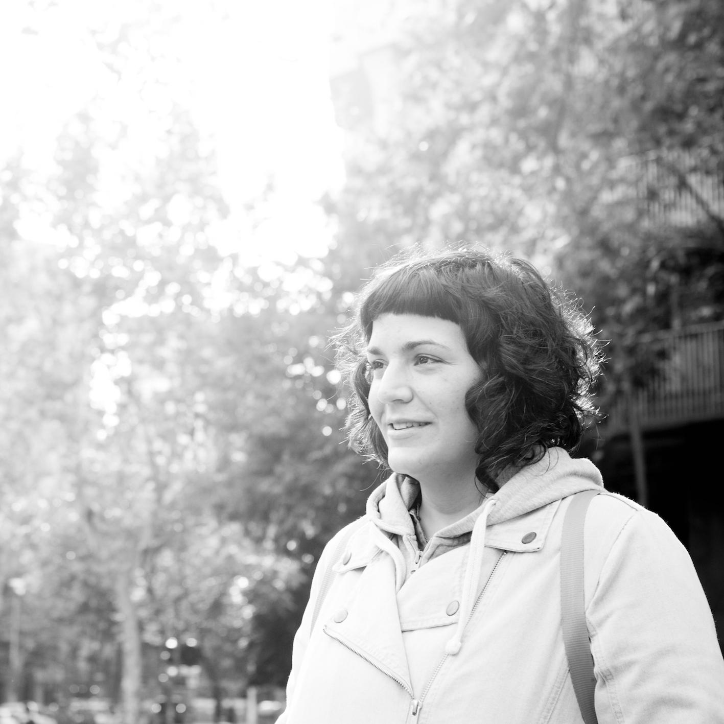 Portrait Laia Ribas Valls